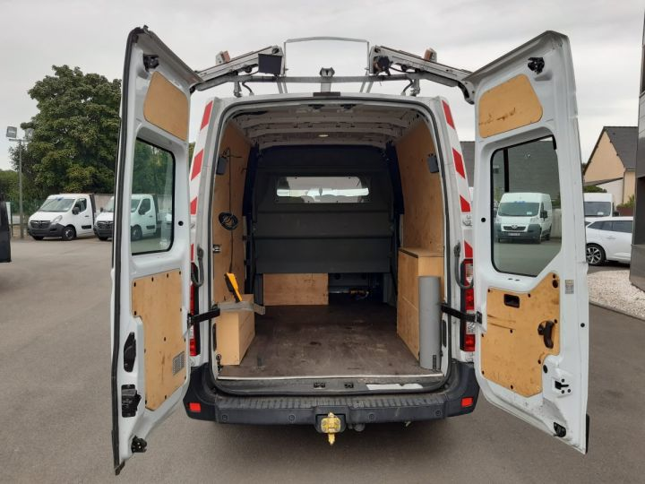 Fourgon Renault Master Fourgon Double cabine F3500 L3H2 2.3 DCI 135CH CABINE APPROFONDIE GRAND CONFORT BLANC - 5