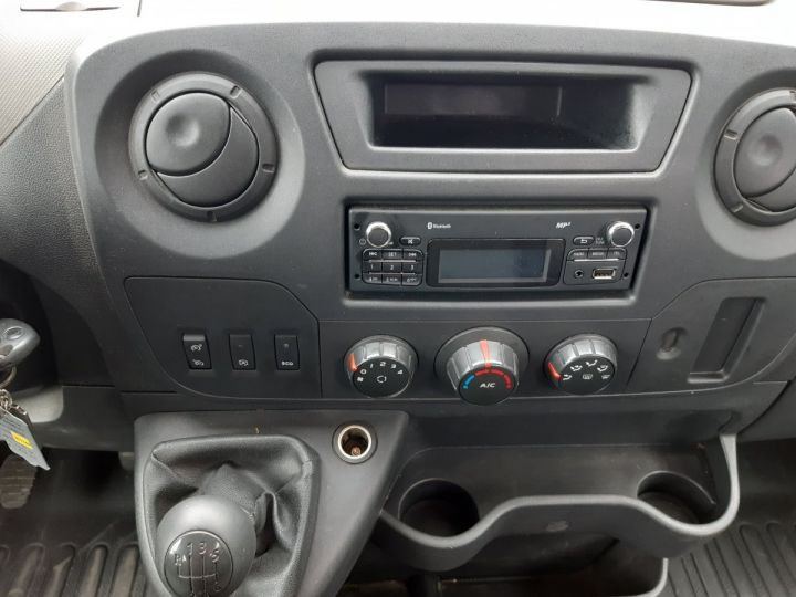 Fourgon Renault Master Fourgon Double cabine F3500 L3H2 2.3 DCI 135CH CABINE APPROFONDIE GRAND CONFORT BLANC - 9