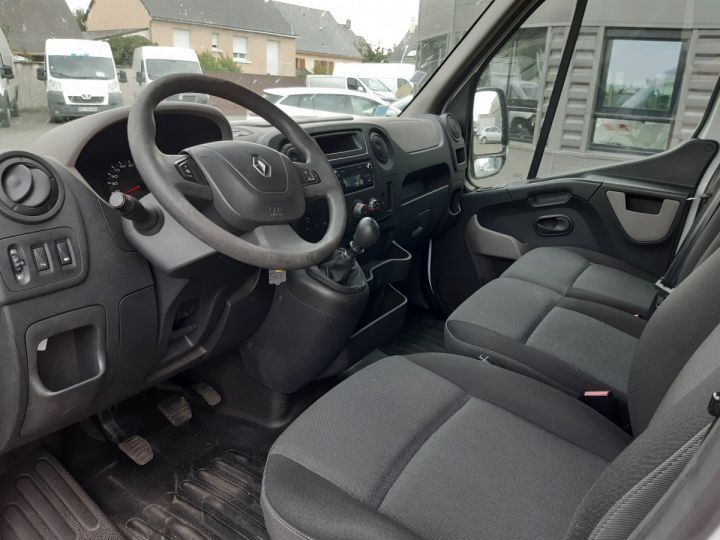 Fourgon Renault Master Fourgon Double cabine F3500 L3H2 2.3 DCI 135CH CABINE APPROFONDIE GRAND CONFORT BLANC - 11