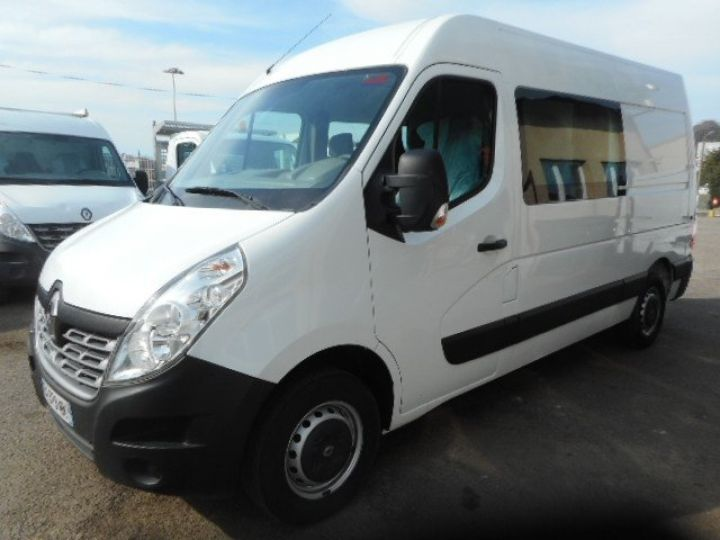 Fourgon Renault Master Fourgon Double cabine L2H2 DCI 110 DOUBLE CABINE  Occasion - 1