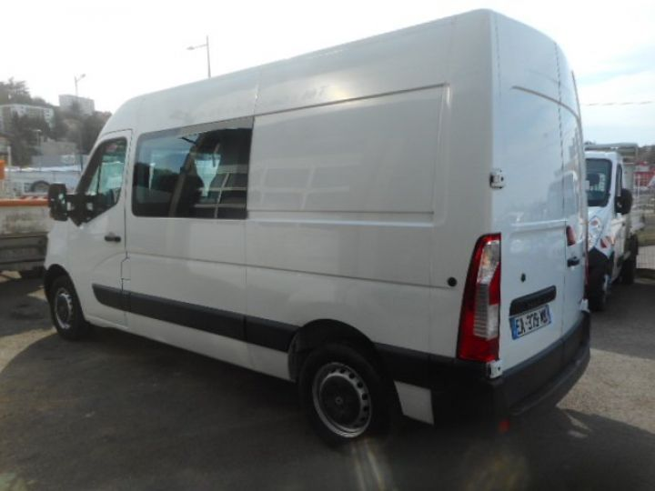 Fourgon Renault Master Fourgon Double cabine L2H2 DCI 110 DOUBLE CABINE  Occasion - 4