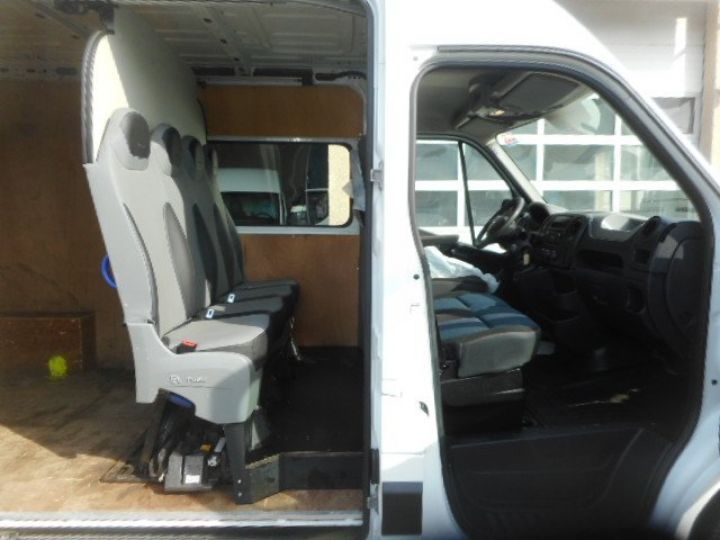 Fourgon Renault Master Fourgon Double cabine L2H2 DCI 110 DOUBLE CABINE  Occasion - 5