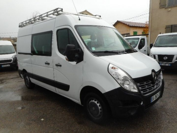 Fourgon Renault Master Fourgon Double cabine L2H2 DCI 125 DOUBLE CABINE 7 PLACES  Occasion - 2