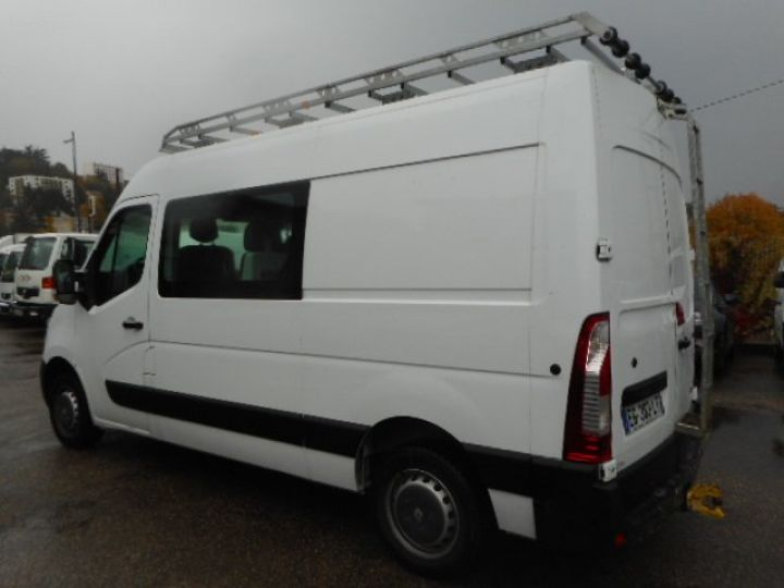 Fourgon Renault Master Fourgon Double cabine L2H2 DCI 125 DOUBLE CABINE 7 PLACES  - 4