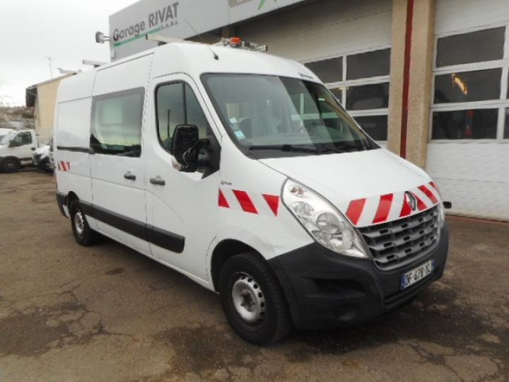 Fourgon Renault Master Fourgon Double cabine L2H2 DCI 125 DOUBLE CABINE 7 PLACES  - 2