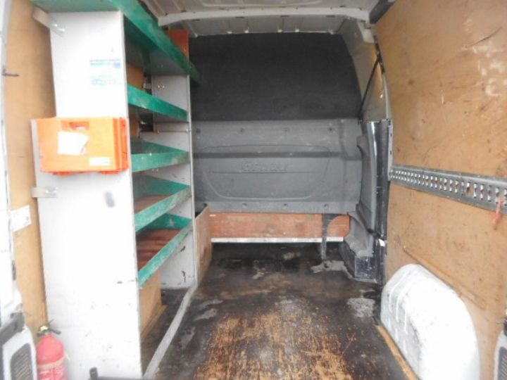 Fourgon Renault Master Fourgon Double cabine L2H2 DCI 125 DOUBLE CABINE 7 PLACES  - 7