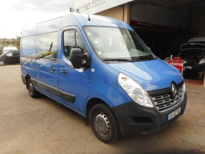 Fourgon Renault Master Fourgon Double cabine L2H2 DCI 165 DOUBLE CABINE   - 1