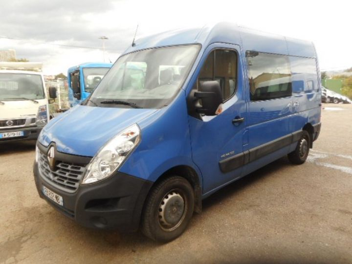 Fourgon Renault Master Fourgon Double cabine L2H2 DCI 165 DOUBLE CABINE   - 2