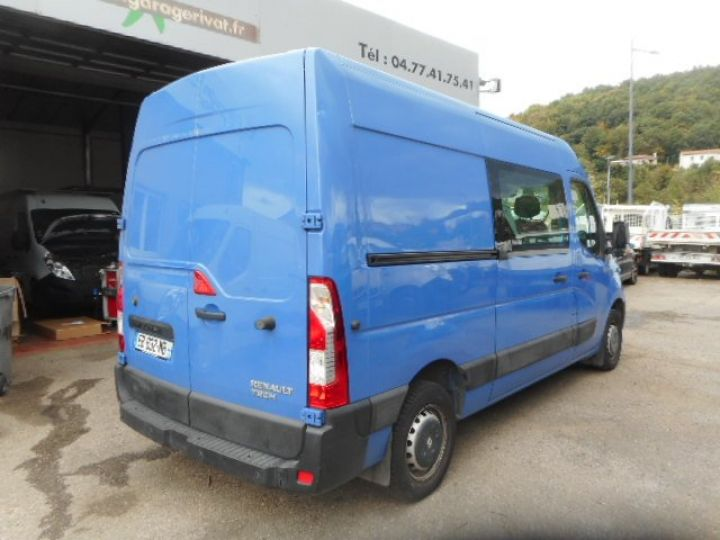 Fourgon Renault Master Fourgon Double cabine L2H2 DCI 165 DOUBLE CABINE   - 4