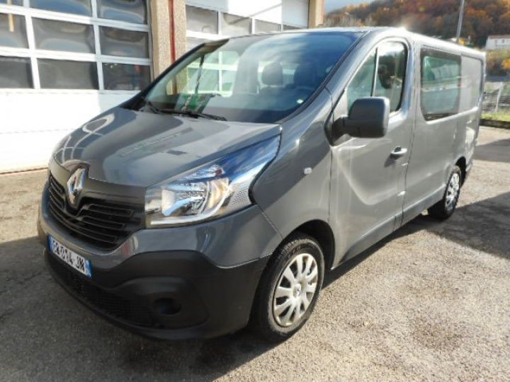 Fourgon Renault Trafic Fourgon Double cabine L1H1 DCI 120  - 1
