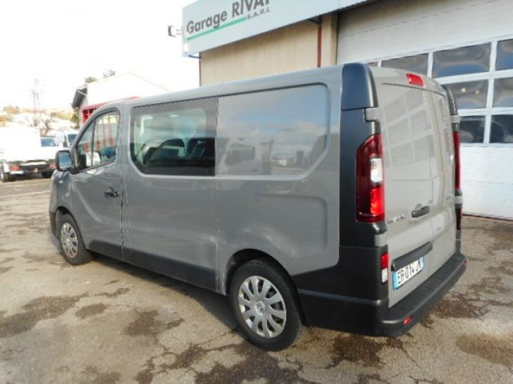 Fourgon Renault Trafic Fourgon Double cabine L1H1 DCI 120  - 2