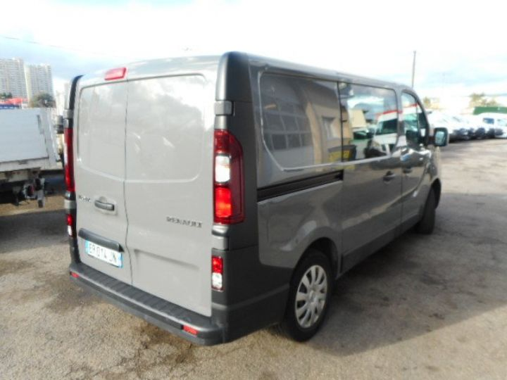 Fourgon Renault Trafic Fourgon Double cabine L1H1 DCI 120  - 4