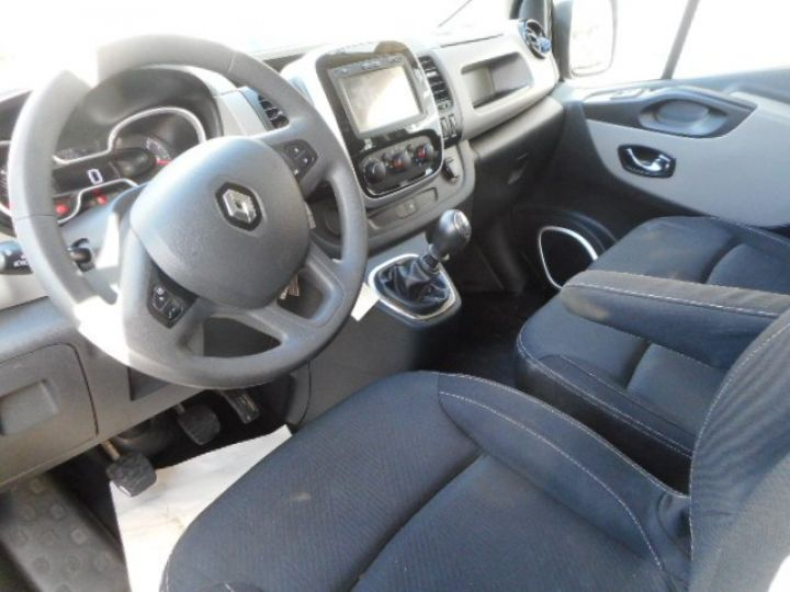 Fourgon Renault Trafic Fourgon Double cabine L1H1 DCI 120  - 5