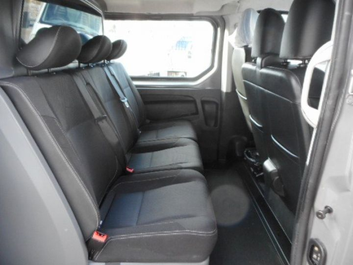 Fourgon Renault Trafic Fourgon Double cabine L1H1 DCI 120  - 6