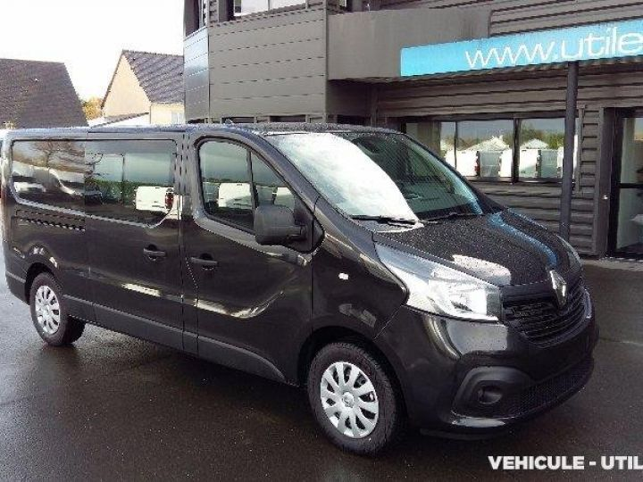 Fourgon Renault Trafic Fourgon Double cabine L2H1 1200 ENERGY DCI 145 CABINE APPROFONDIE GRAND  - 1