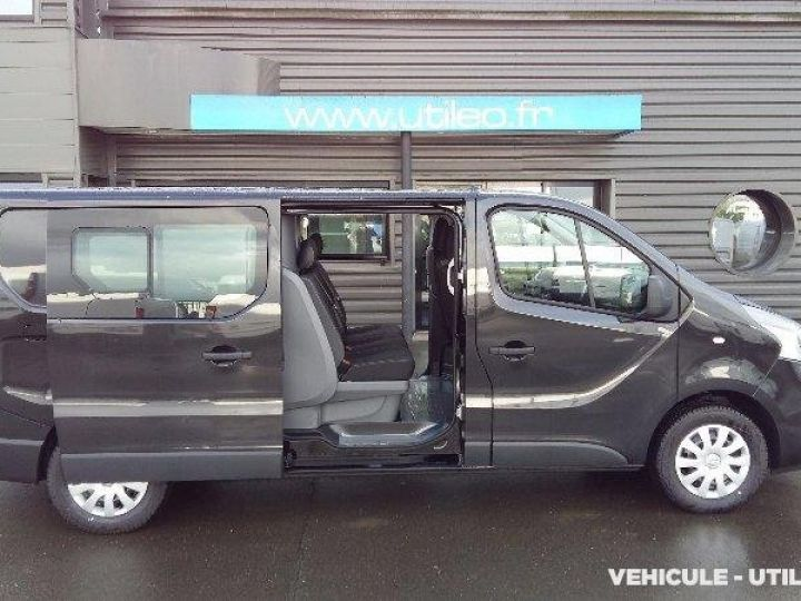 Fourgon Renault Trafic Fourgon Double cabine L2H1 1200 ENERGY DCI 145 CABINE APPROFONDIE GRAND  - 2