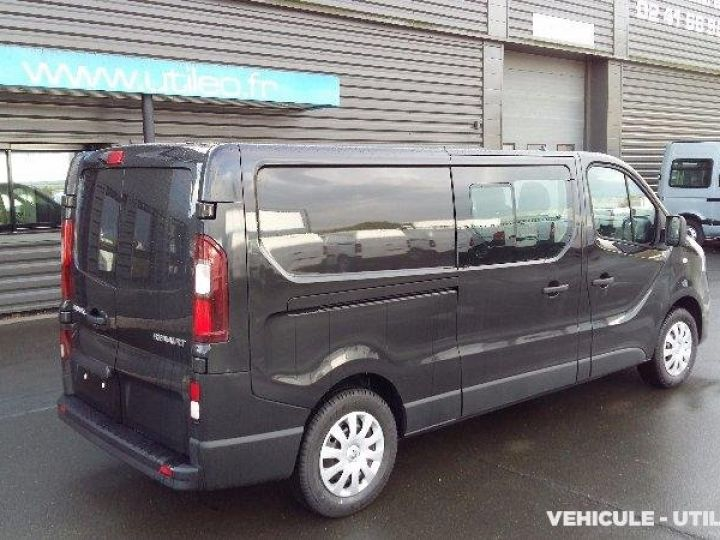 Fourgon Renault Trafic Fourgon Double cabine L2H1 1200 ENERGY DCI 145 CABINE APPROFONDIE GRAND  - 3