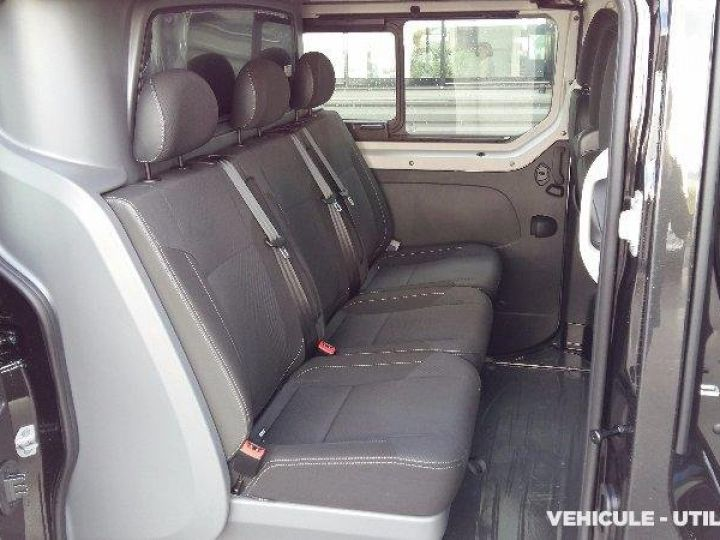 Fourgon Renault Trafic Fourgon Double cabine L2H1 1200 ENERGY DCI 145 CABINE APPROFONDIE GRAND  - 8