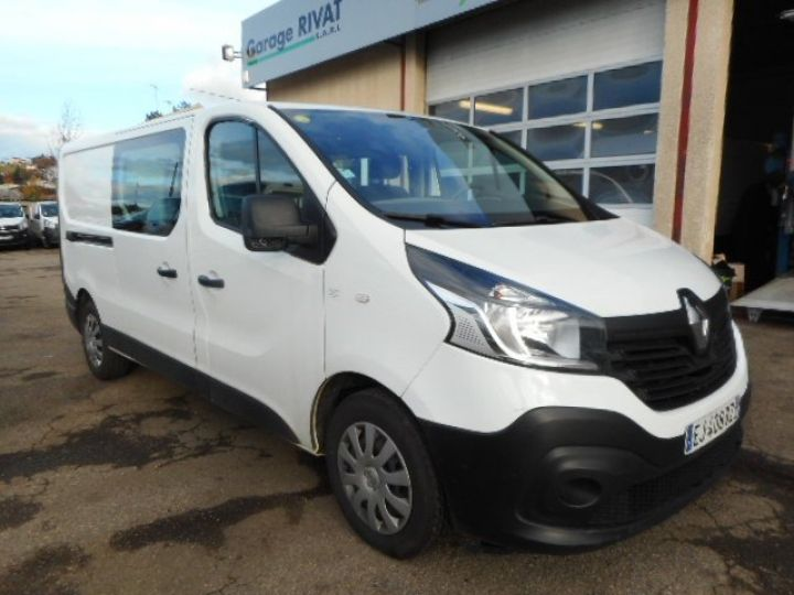 Fourgon Renault Trafic Fourgon Double cabine L2H1 DCI 120  - 1
