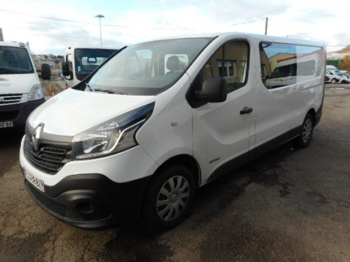 Fourgon Renault Trafic Fourgon Double cabine L2H1 DCI 120  - 2