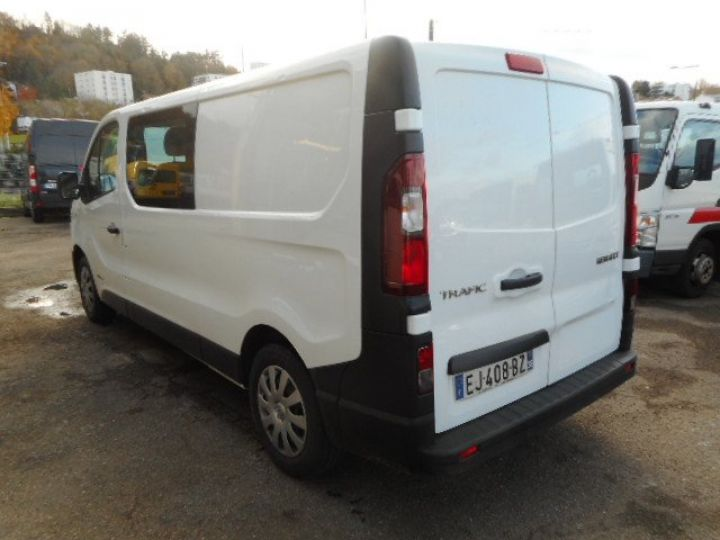 Fourgon Renault Trafic Fourgon Double cabine L2H1 DCI 120  - 3