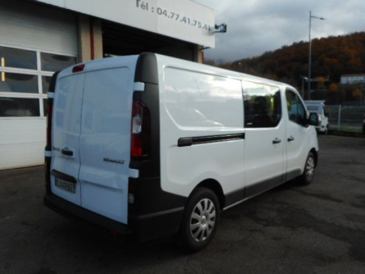 Fourgon Renault Trafic Fourgon Double cabine L2H1 DCI 120  - 4