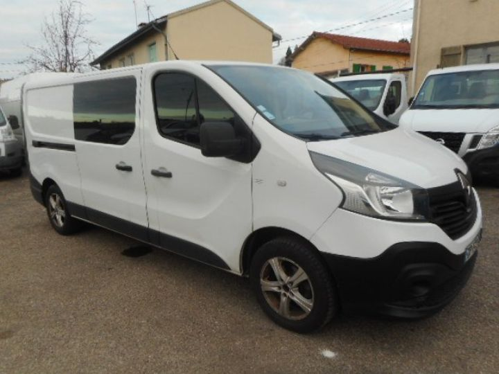Fourgon Renault Trafic Fourgon Double cabine L2H1 DCI 120 DOUBLE CABINE  Occasion - 1