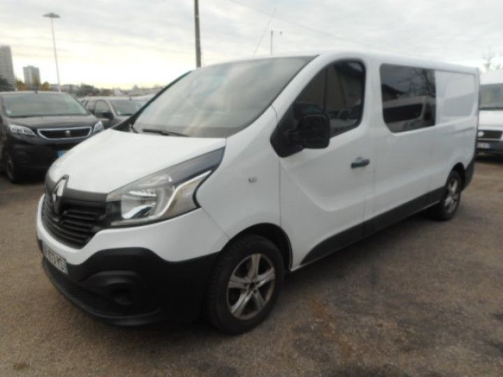 Fourgon Renault Trafic Fourgon Double cabine L2H1 DCI 120 DOUBLE CABINE  Occasion - 2