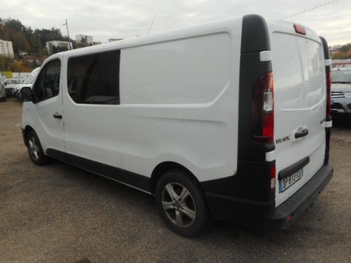 Fourgon Renault Trafic Fourgon Double cabine L2H1 DCI 120 DOUBLE CABINE  Occasion - 3