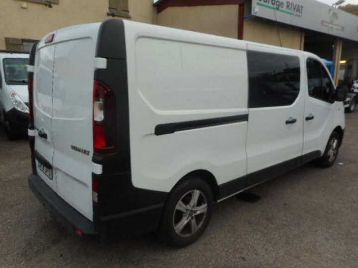 Fourgon Renault Trafic Fourgon Double cabine L2H1 DCI 120 DOUBLE CABINE  Occasion - 4