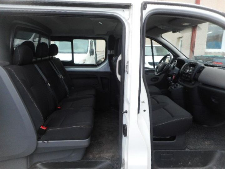 Fourgon Renault Trafic Fourgon Double cabine L2H1 DCI 120 DOUBLE CABINE  - 6