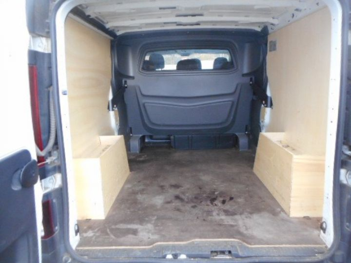 Fourgon Renault Trafic Fourgon Double cabine L2H1 DCI 120 DOUBLE CABINE  - 7