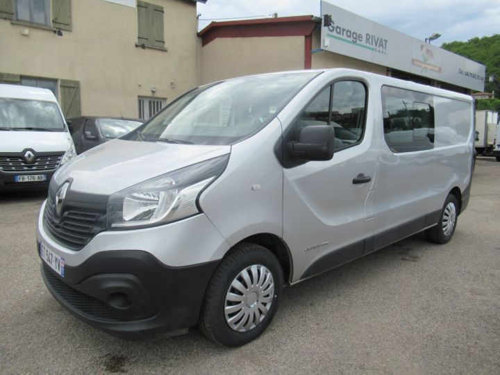 Fourgon Renault Trafic Fourgon Double cabine L2H1 DCI 125 DOUBLE CABINE  - 1