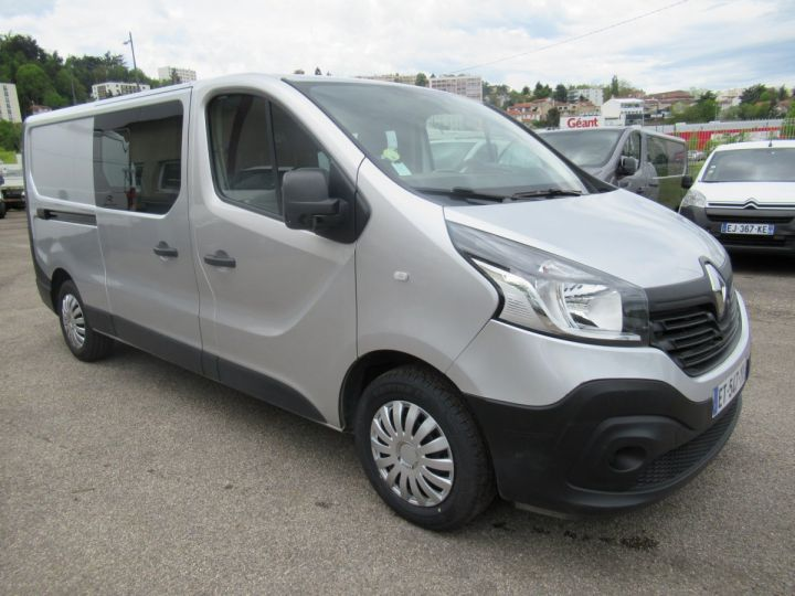 Fourgon Renault Trafic Fourgon Double cabine L2H1 DCI 125 DOUBLE CABINE  - 2