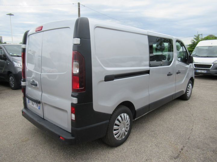 Fourgon Renault Trafic Fourgon Double cabine L2H1 DCI 125 DOUBLE CABINE  - 3