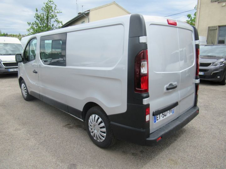 Fourgon Renault Trafic Fourgon Double cabine L2H1 DCI 125 DOUBLE CABINE  - 4