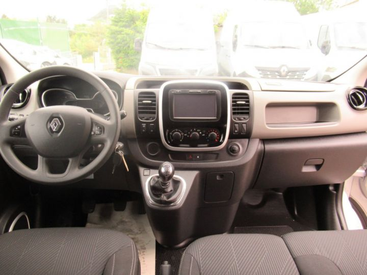 Fourgon Renault Trafic Fourgon Double cabine L2H1 DCI 125 DOUBLE CABINE  - 6