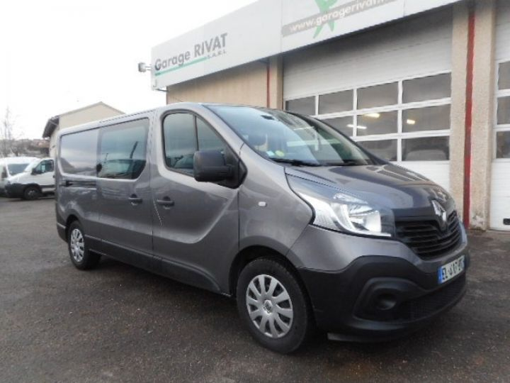 Fourgon Renault Trafic Fourgon Double cabine L2H1 DCI 145 DOUBLE CABINE  Occasion - 1