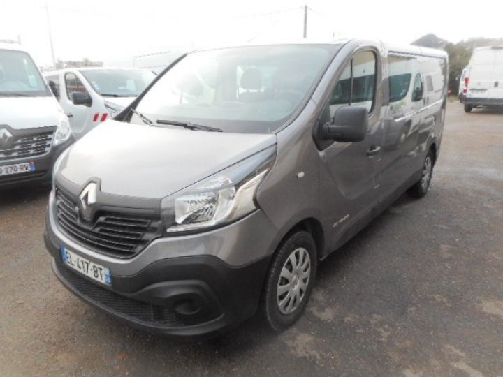 Fourgon Renault Trafic Fourgon Double cabine L2H1 DCI 145 DOUBLE CABINE  Occasion - 2
