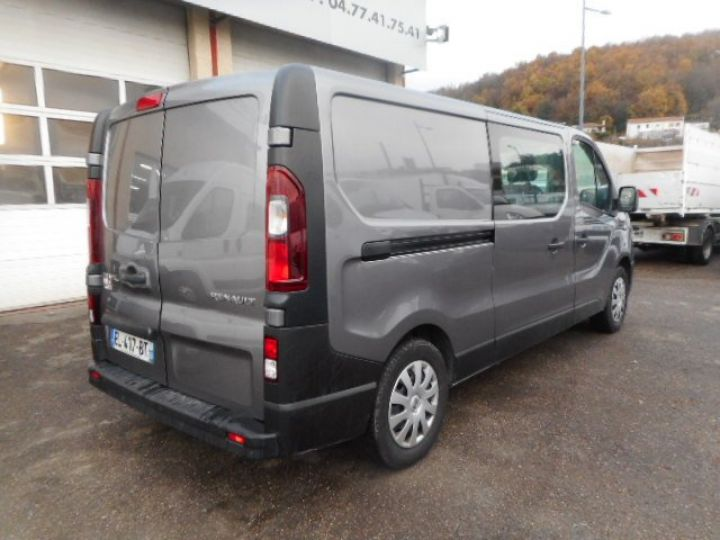 Fourgon Renault Trafic Fourgon Double cabine L2H1 DCI 145 DOUBLE CABINE  Occasion - 3