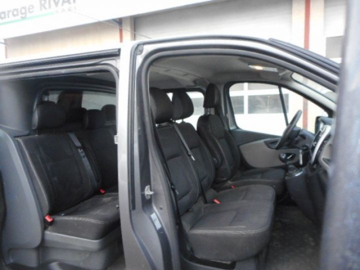 Fourgon Renault Trafic Fourgon Double cabine L2H1 DCI 145 DOUBLE CABINE  Occasion - 5