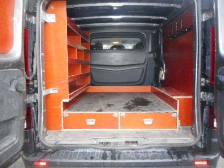 Fourgon Renault Trafic Fourgon Double cabine L2H1 DCI 145 DOUBLE CABINE  - 7