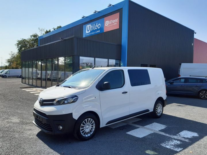 Fourgon Toyota Proace Fourgon Double cabine BUSINESS 2.0 D-4D 120CV BLANC - 1