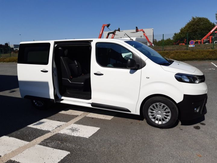 Fourgon Toyota Proace Fourgon Double cabine BUSINESS 2.0 D-4D 120CV BLANC - 5