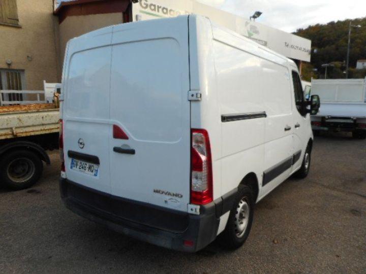 Fourgon Opel Movano Fourgon frigorifique L1H1 CDTI 110  - 4