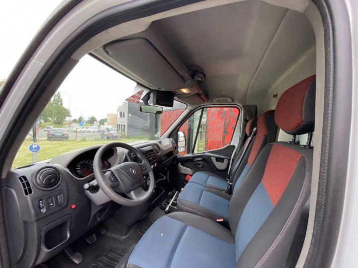Fourgon Renault Master Fourgon frigorifique 130CV FRIGORIFIQUE ISOTHERME HAYON ELEVATEUR BLANC - 10