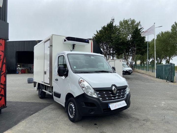 Fourgon Renault Master Fourgon frigorifique 130CV FRIGORIFIQUE ISOTHERME HAYON ELEVATEUR BLANC - 12