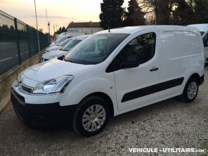 Fourgon Citroen Berlingo Fourgon tolé 1.6HDI 90 L1 120 PACK CLIM  - 1