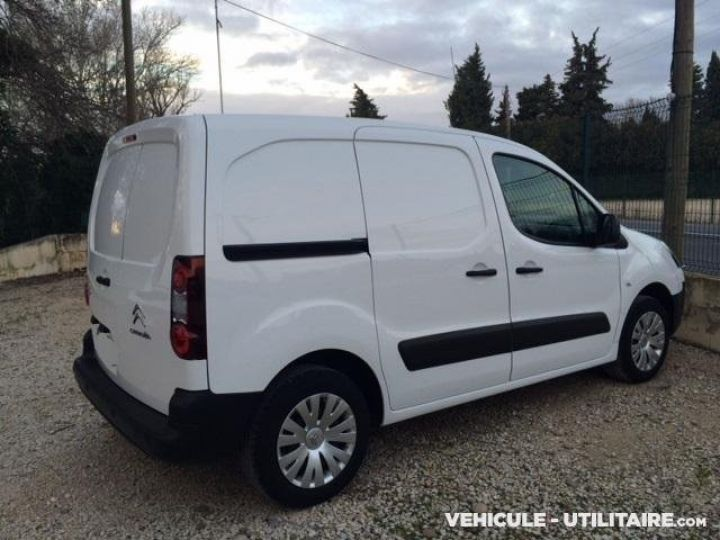 Fourgon Citroen Berlingo Fourgon tolé 1.6HDI 90 L1 120 PACK CLIM  - 3
