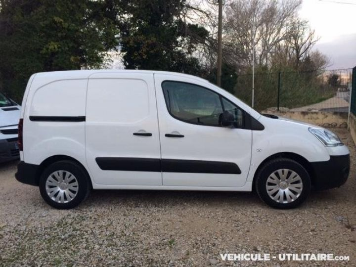 Fourgon Citroen Berlingo Fourgon tolé 1.6HDI 90 L1 120 PACK CLIM  - 4